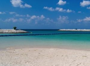 糸満の美々ビーチ