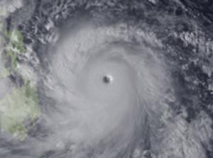 沖縄の台風情報