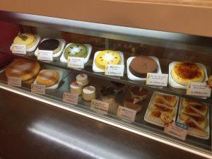 プーゾ沖縄のケーキラインナップ2